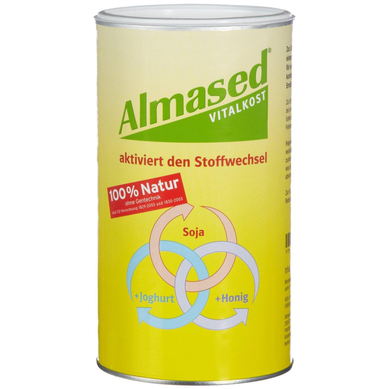 Almased und L-Thyroxin