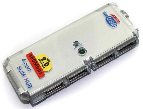 PC-Tipp: Pocket USB-Hub für nur 1,99 Euro?