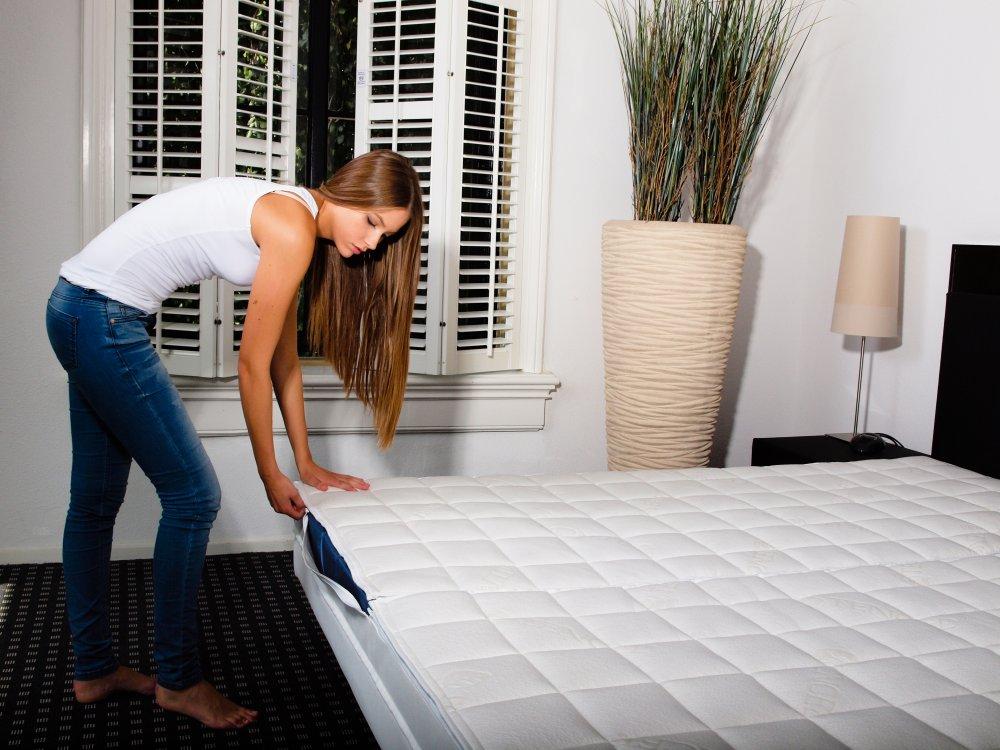 Tipp: Erholung im Schlaf – Wasserbetten entlasten deinen Rücken