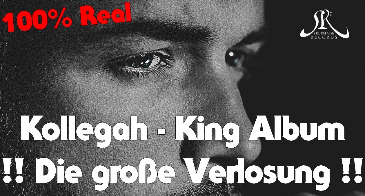 Kollegah King Gewinnspiel – Gewinne das brandneue Kollegah King Album