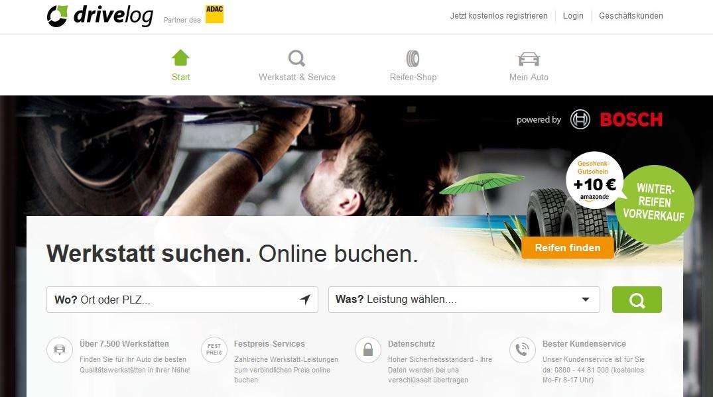 Werkstatt in der Nähe gesucht – mit Drivelog.de