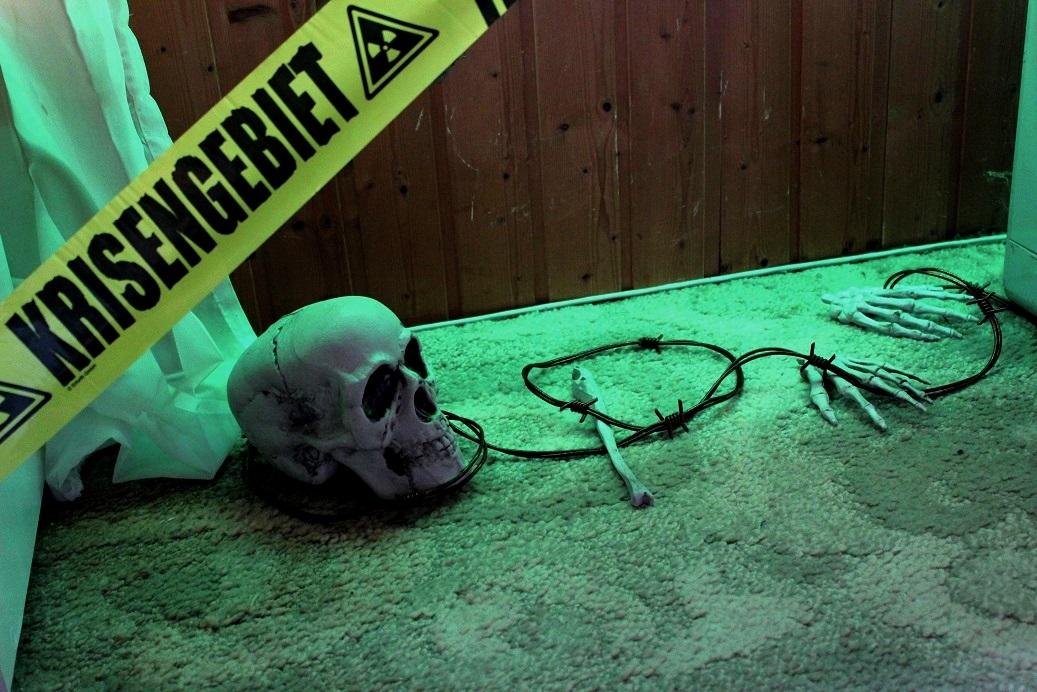 Halloween 2014 Special – Kindle HD wird zertreten