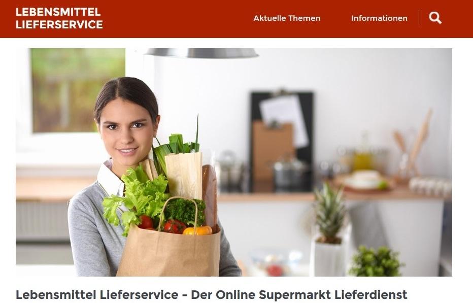 Lebensmittel Lieferservice – Tipps auf Lebesmittel-Lieferservice.org