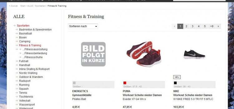Die beste Kombination vereint: Fitness und Schuhe