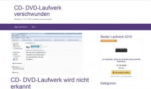(c) Laufwerk-Verschwunden.de