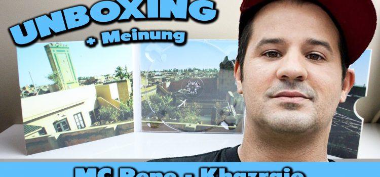MC Rene Khazraje – Meinung & Bilder zum Album