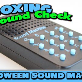Halloween Sound Generator – Review + Sound-Check