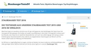(c) Saubersaugertest24.de