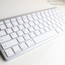 Aukey Bluetooth Tastatur Test + Video