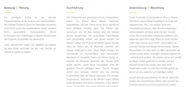 Mit diesen Tricks findest du den richtigen Fliesenleger in Ludwigsburg