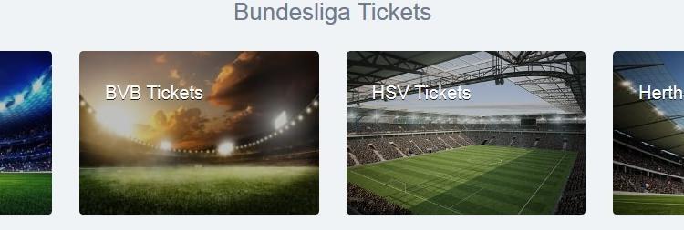Die Bundesliga ist frisch gestartet – sichere dir deine Tickets!