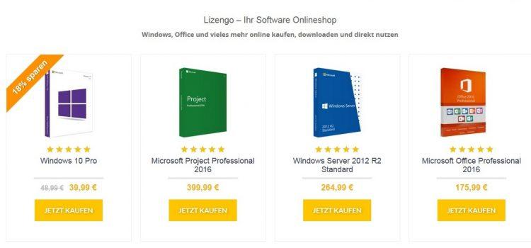 TIPP: Microsoft Lizenz Keys günstig kaufen