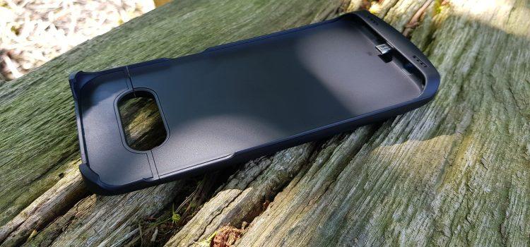 Samsung S7 Edge Powercase 5200mAh im Test