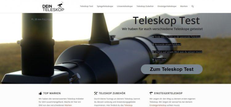 Teleskop Test – Das beste Teleskop finden