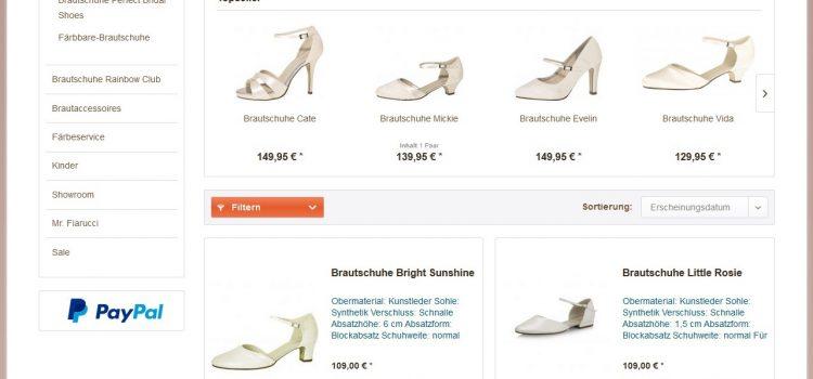 Passende Brautmoden bei Brautmoden-Direkt.de
