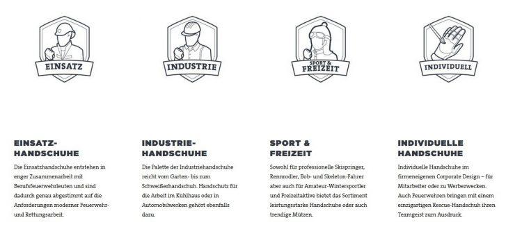 Professionelle Industrie & Sporthandschuhe bei Seiz bestellen