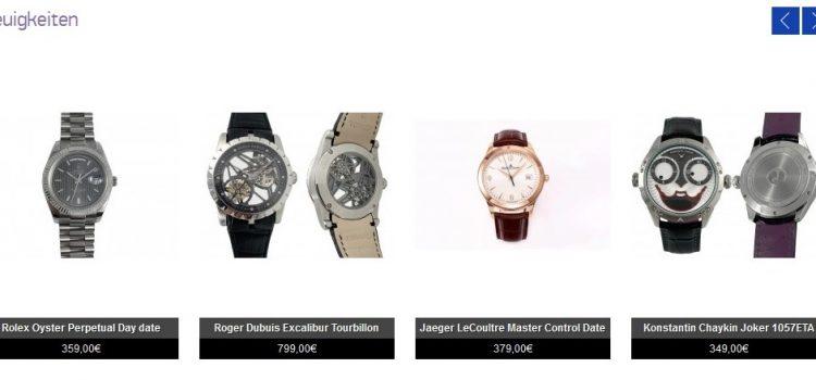 Replica Uhren: Dabei solltest du beim Kauf achten