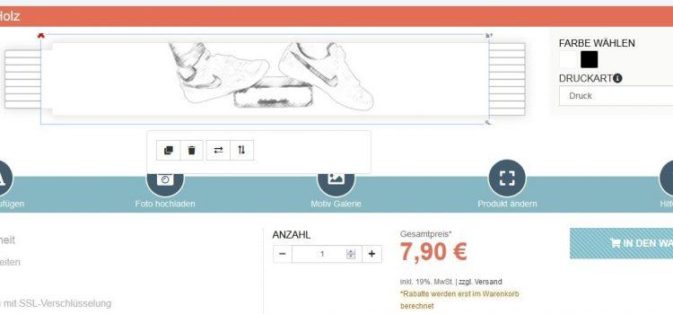 Mein Tipp: Zollstock-Druck24.de bedruckt dir fast ALLES