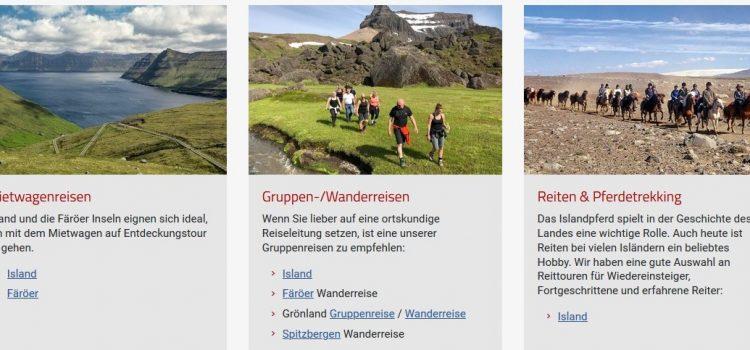Buche deine Island Erlebnisreise