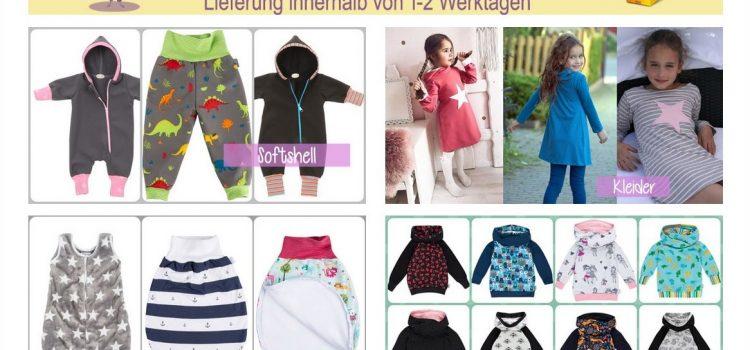 Kinderkleidung handmade gibts bei Lilakind