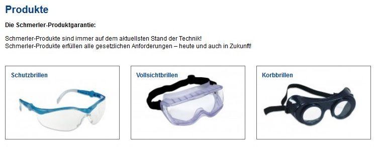 So findest du die richtige Schutzbrille